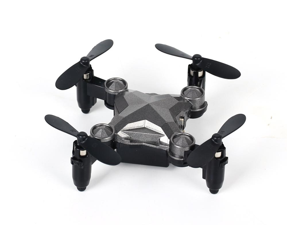 lowest price 2020 Tiktok Selling drone mini folding quadcopter remote control altitude hold real-time transmission fpv 4-axis RC drone