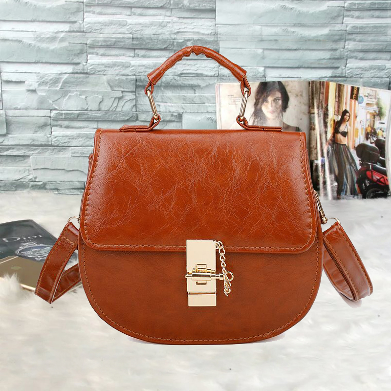 Women's Designer Handbag 2020 New Fashion Cross-body bags High quality PU Leather Women bag Shoulder Lady Tote Messenger Bags