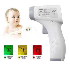 Temperature-Measuring-Tool Adult-Thermometer Medical-Gun Forehead-Body Infrared Non-Contact