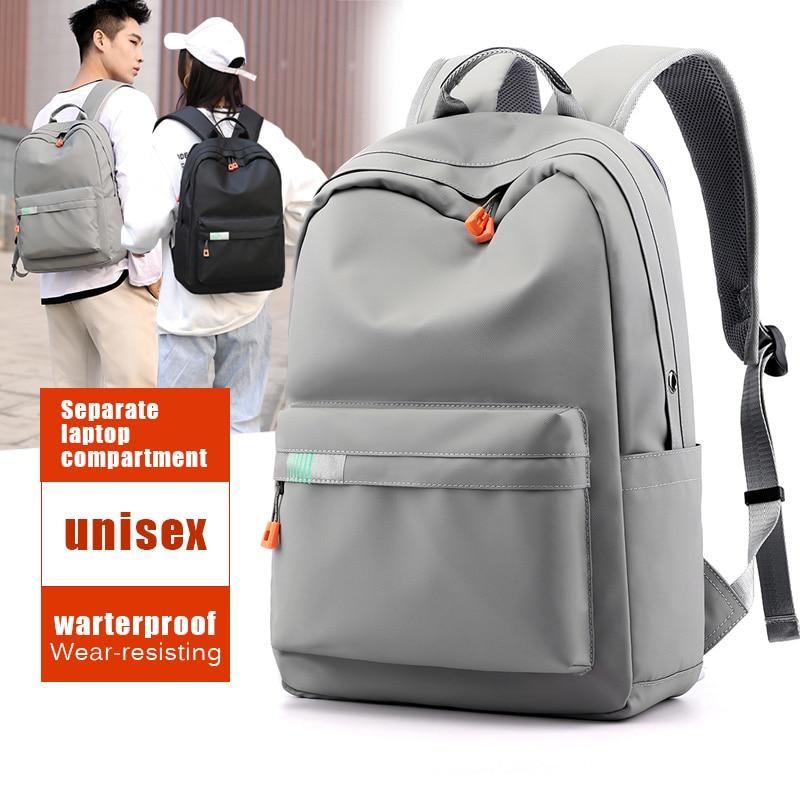 Designer Quality Waterproof Luminous Laptop Backpack Women Men College Backpacks For School Teenagers Girls Book Bag Bookbags