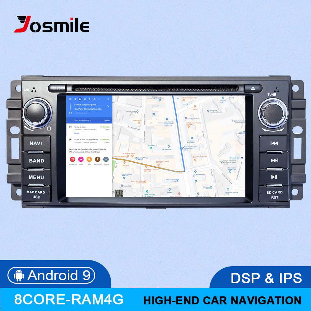 4 ギガバイト 1 喧騒車の Dvd マルチメディアプレーヤーのためにジープグランドチェロキークライスラー 300C ダッジラムコンパスパトリオットセブリング GPS ナビゲーションラジオ