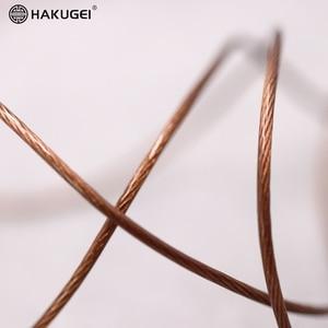 Image 4 - Litz TPU 6N SINGLE Crystal copper Wire Core 133 Core OD: 1.25 มม.22AWG 6 เมตร