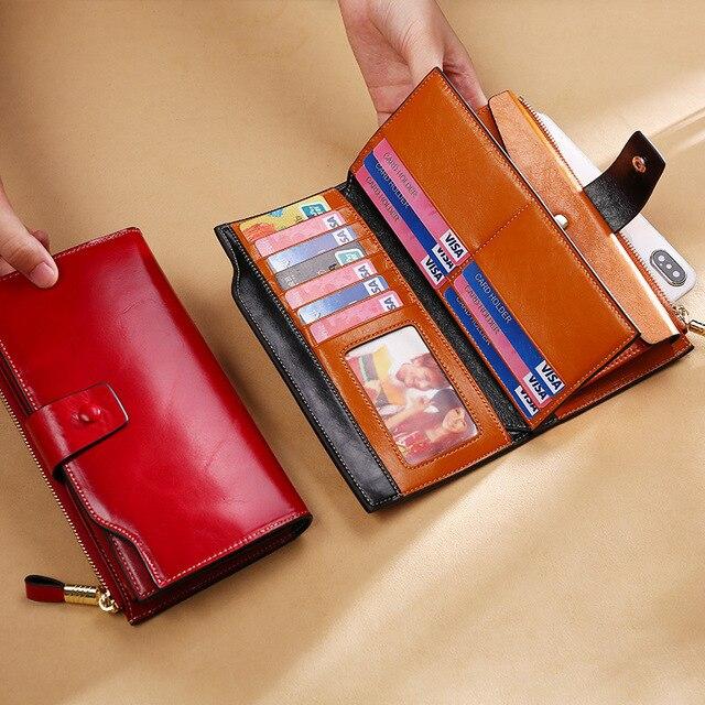 Vintage Luxury Women Wallet 6