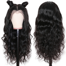 Body Wave Lace Frontal Wig Human Hair Wigs 13×4 For Black Women Pre Plucked Non Remy