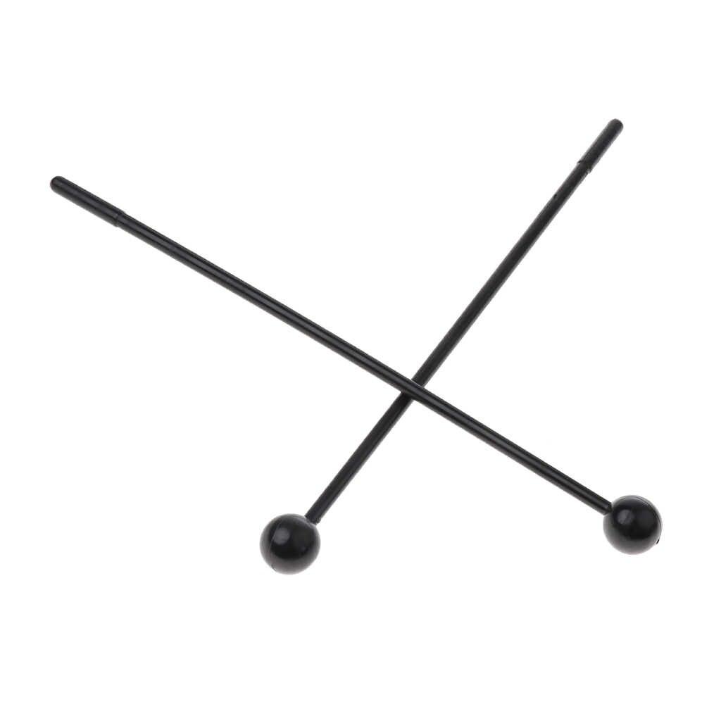 1 par de accesorios de percusión de martillo