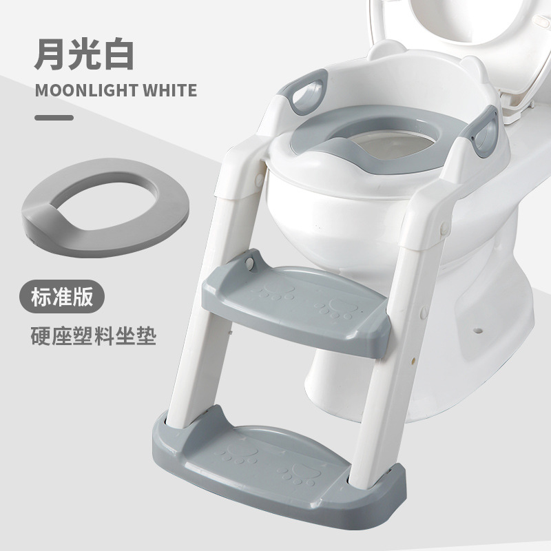 Baby Chamber Pot Ladder Pedestal Pan Men And Women Baby Toilet Seat Chamber Pot Ladder Foldable Portable Toilet Training