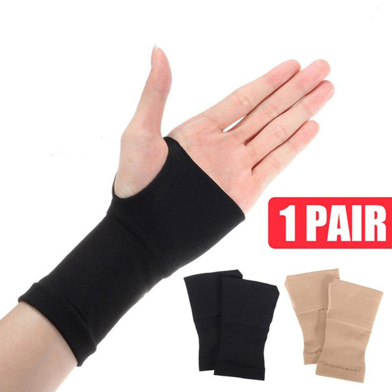 1 Pair Arthritis Wrist and Thumb Brace Support Gloves Carpal Tunnel Thumb Hand Wrist Brace Support