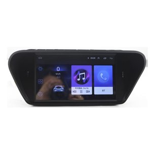 Image 5 - Radio Multimedia con GPS para coche, Radio con reproductor, navegador, navegador Navi, con Android y reproducción de vídeo, para Honda Accord 8, Europa, 2007 2012