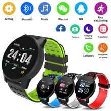 119 Plus Smart Bracelet Heart Rate Smart Watch