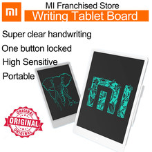 Xiaomi Mijia LCD Writing Tablet Kids with Pen, 10 13.5 inches Digital Drawing Electronic Handwriting Pad Message Graphics Board(China)