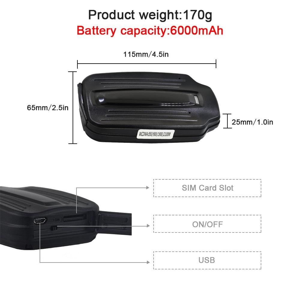 4G LTE GPS Tracker LK900A Global Use (8)