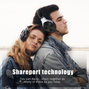 Image 5 - Oneodio auriculares de alta fidelidad para estudio, por encima de la oreja, con cable de sonido de alta definición, con micrófono, estéreo, para teléfono y guitarra