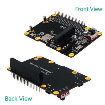 3G/4G & LTE Base HAT for Raspberry/ Asus Tinker Board/ Samsung ARTIK /Rock64 Media/Liber computer board image