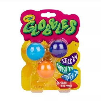 Magic happy sticky ball 1 Uds Bola de ventilación globbles, gran viscosidad...