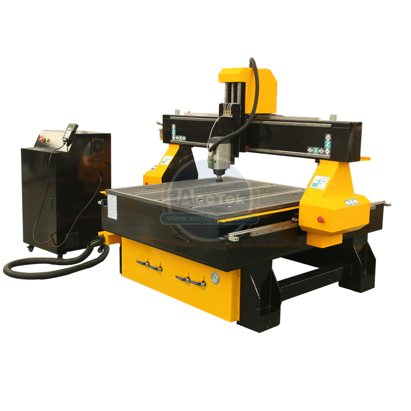 CNC Metal 2.2kw Cnc Metal Carving Machine Auto Tool Change Cnc Router 1212