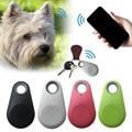 Умный мини GPS трекер для домашних животных, 1 шт., Водонепроницаемый Bluetooth трекер против потери, для собаки, кота, ключей, кошелька, сумки, Детс...