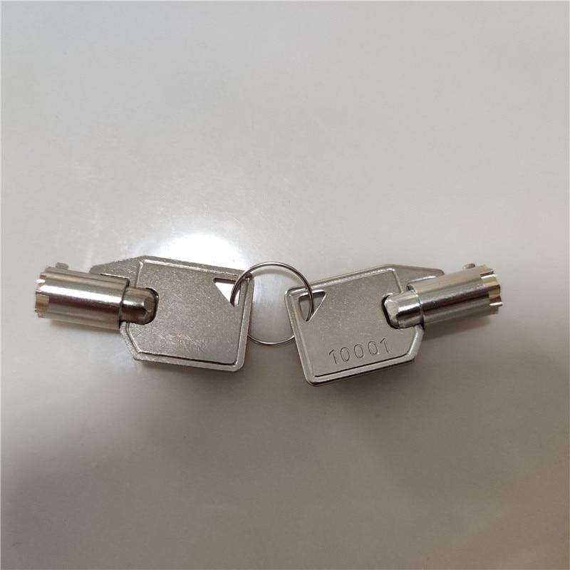2PCS Elevator Lock Key 1001, 10001, LG1001 Key Free Shippping!