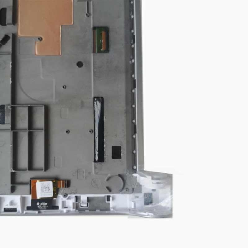 LCD ekran ekran ve dokunmatik ekran Digitizer tam meclisi ile çerçeve değiştirme için Lenovo Yoga 10 B8080 B8080-F B8080-H