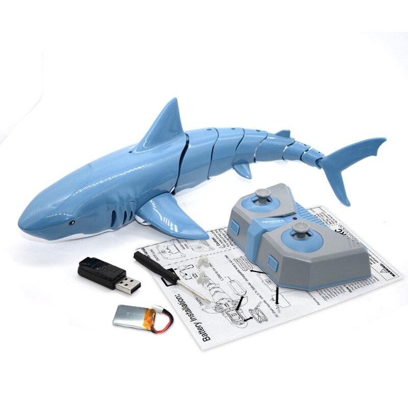 remoto isca barco mini rádio eletrônico tubarão