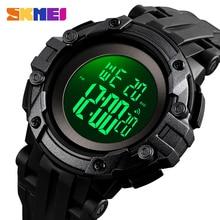 2019 SKMEI Men Digital Watch 50M Waterproof Male Wristwatch Luminous Chronograph Clock Sport Watches Relogio Masculino цена