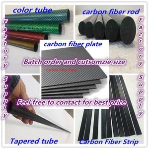 Image 5 - 3k Carbon Fiber Rohr/Welle Länge 1000mm OD11mm 12mm 13mm 14mm 15mm 16mm 17mm 18mm 19mm 20mm (Rolle Gewickelt)
