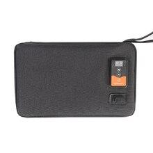 Portable Smart Display USB Wipe Wamer Heating Wet Towel Dispenser Heater Wet Tissue Paper Holder Case