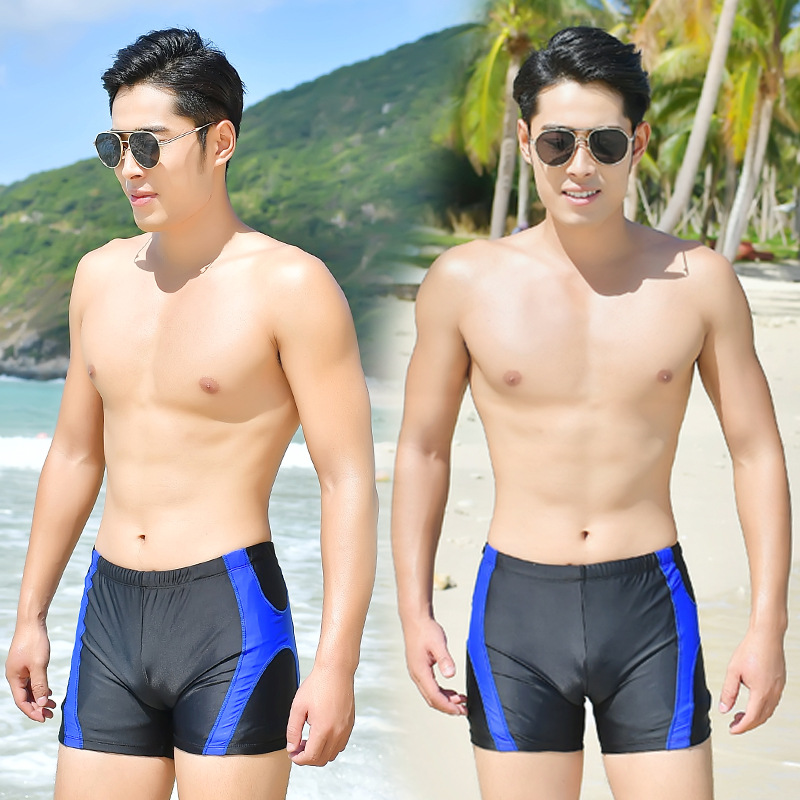Swimming Pool Special 2019 New Style Bathing Suit Swimming Trunks Men Swimwear AussieBum Swimming Trunks