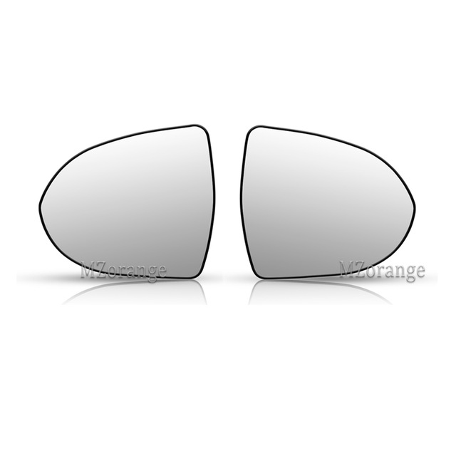 mirror glass for KIA Sportage R 2012-2017 side mirror glass Outer Rearview Mirror Rear view mirror glass Door wing mirror glass image