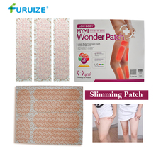 Weight Loss leg patch Fat Burning Patch MYMI WONDER slimming products Mymi wonder slim for