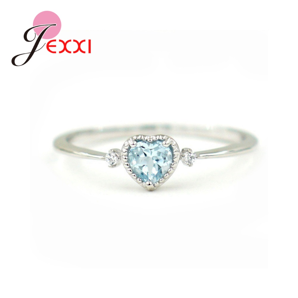 Luxury Crystal Water Drop Zircon Engagement Ring Single Row Oval Stone Rings for Women Wedding Jewelry,10