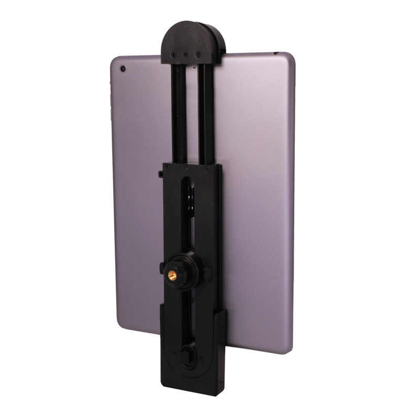 Điện Thoại Máy Tính Bảng Giá Đỡ 3 Chân Đế Mount Adapter Linh Hoạt Điều Chỉnh Kẹp Giá Đỡ Cho iPad Mini Air Pro DQ-Thả