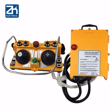 1-Receiver Remote-Controller Electric-Hoist Industrial Wireless 1-Transmitter F24-60