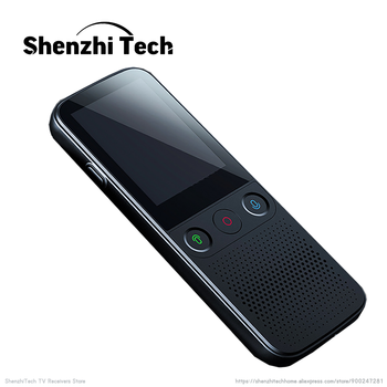 2021 Smart Voice Translator 137 Multi Languages in Real Time Online Instant Off Line Translation AI Learning Conversion T10 PRO 1