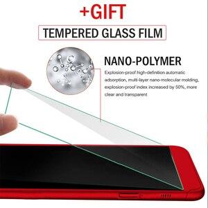 Image 3 - 360 Full Body Front กระจกนิรภัย + เคสโทรศัพท์สำหรับ Samsung A42 5G ฝาครอบสำหรับ Samsung Galaxy A42 5G A41 A4 4 1 2 41 42 Funda