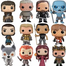 FUNKO POP Game of Thrones Daenerys SAMWELL TARLY Stark Vinyl Action Figure Original Box Brinquedos Collection Model Toys 2F08 цена и фото