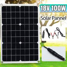 Power-Bank Solar-Panel-Kit Complete Chargers Battery Cells Boat Smartphones Portable