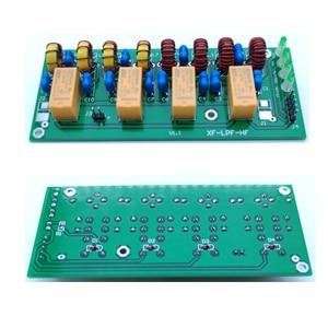 Image 1 - 12V 100W HF Low Pass LPFหน่วย3.5Mhz 30MhzชุดDIY/ประกอบ