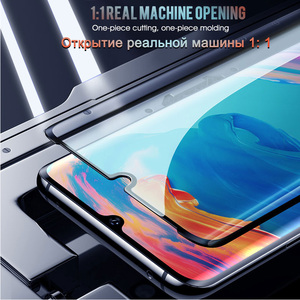 Image 2 - 9D Protective Glass For Huawei Mate 20 10 P20 P30 lite Pro Full Cover Screen Protector on For Honor 10 9 lite Tempered Glass