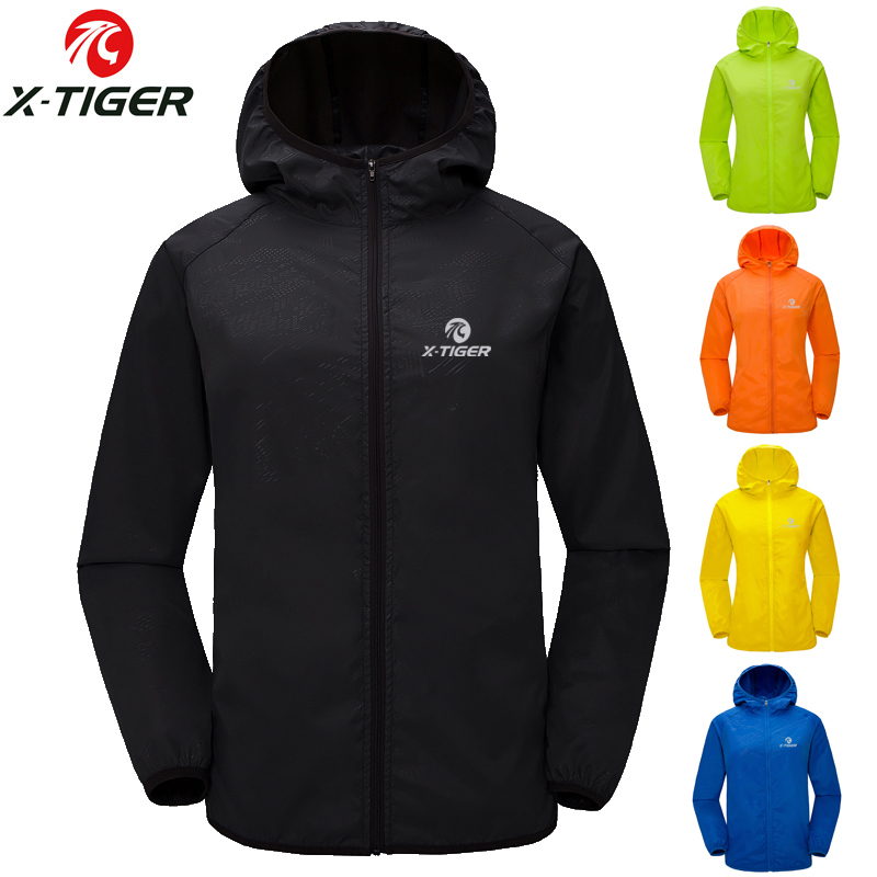 X-TIGER 10 Colors MTB Cycling Jersey MultiFunction Jacket Rain Waterproof Windproof TPU Raincoat <font><b>Bike</b></font> Bicycle <font><b>Equipment</b></font> Clothes image