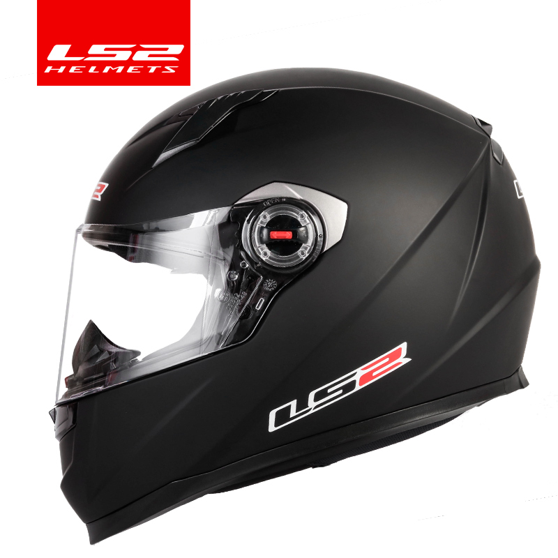 LS2 FF358 rosto cheio capacete ls2 moto rcycle samurai homem mulher casco moto cross racing moto casque LS2 ECE aprovado nenhuma bomba