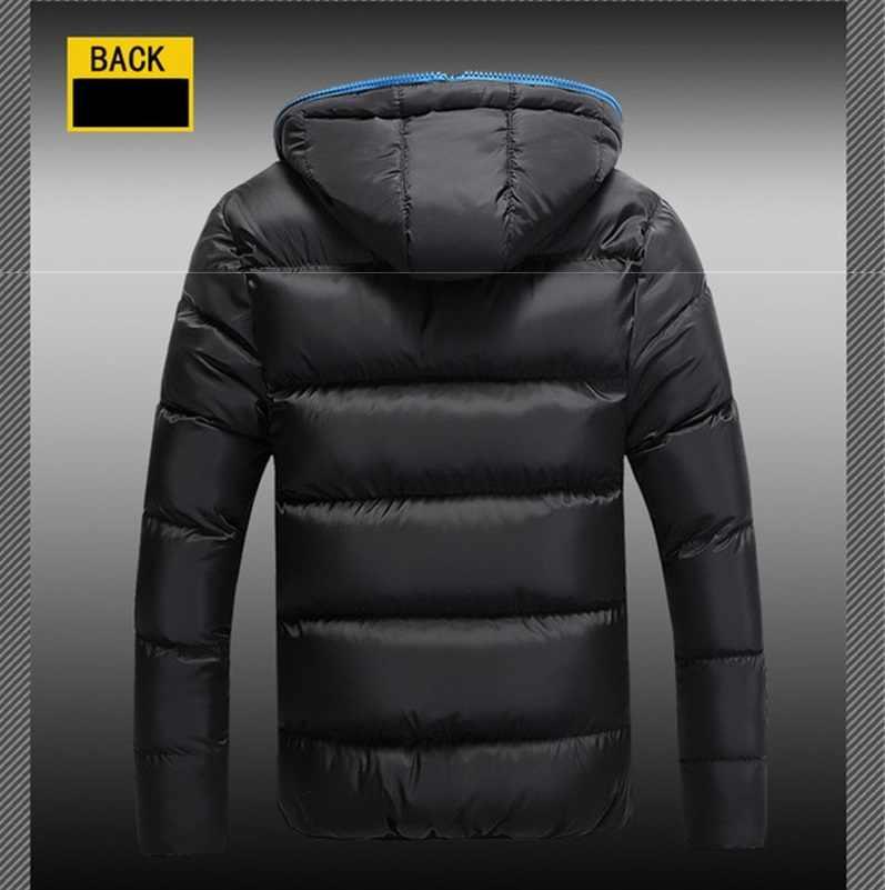 Lbl Effen Jas Mannen Vrouwen Winter Winddicht Bodybuiding Capuchon Man Bergbeklimmen Overjas Mannelijke Mode Jaquetas Masculina