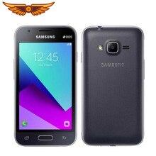 Samsung – smartphone Galaxy J1 mini(2016) débloqué, téléphone portable, processeur Quad Core, écran 4.0 pouces, 8 go de ROM, caméra 5 mpx, carte SIM unique