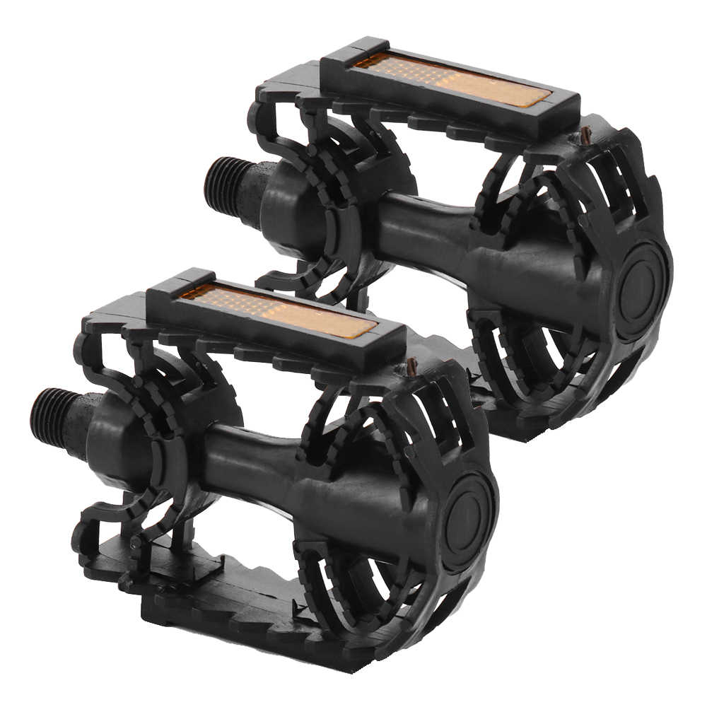 MTB BMX 14mm//12mm Bicycle Pedals Flats Mountain Bike Pedal Platform Pedal