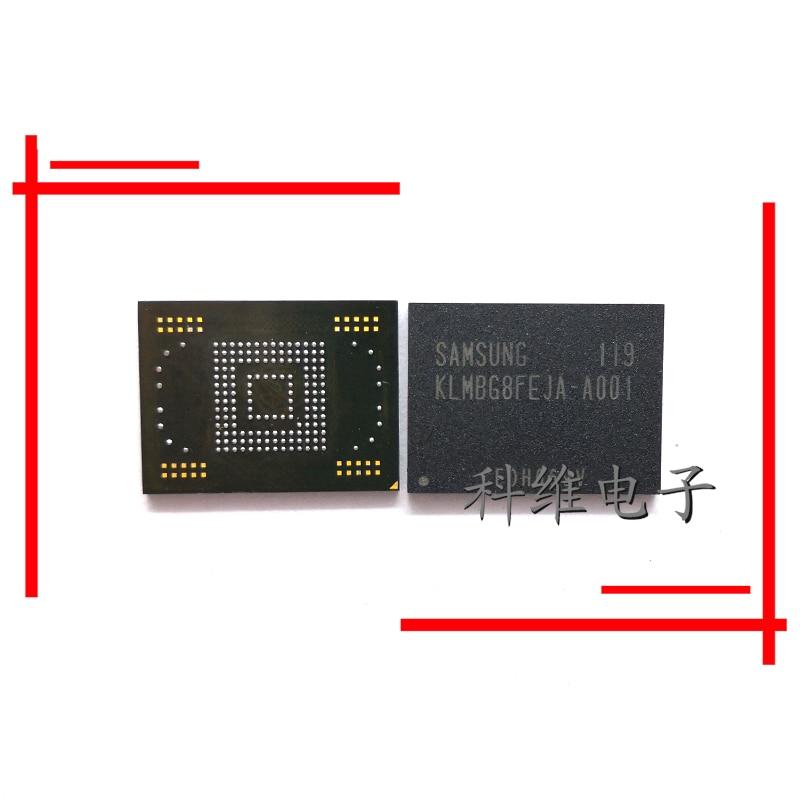 Klmb G 8FEJA-A001 Klmb G 8FE3B-A001 169 шар EMMC 32G чип IC
