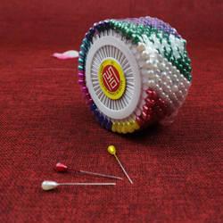 Тип диска жемчужная игла Цветочная корзина букет жемчужная игла цвет белый жемчужная заколка в виде цветка букет материал