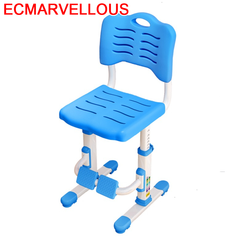 Madera Silla Learning Tower Kinder Stoel Mueble Infantiles Table For Baby Adjustable Kids Furniture Chaise Enfant Children Chair