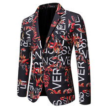 White Men Suit Jacket Fashion Slim Mens Blazer Coat Black Red Fall New Jackets And Coats Classic Mens Suits Blazers Buy Cheap In An Online Store With Delivery Price Comparison Specifications