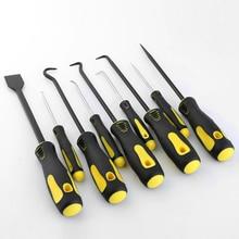 Puller Pick-Set Screw-Drive Oil-Seal O-Ring-Remover Tools 4pcs 9pcs Hook Air-Cylinder