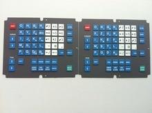 0M series controller CNC fanuc operator panel keypad membrane key board A98L-0001-0568#M a86l 0001 0298 a98l 0005 0255 new 12 key membrane keypad for fanuc freeship 1 year warranty