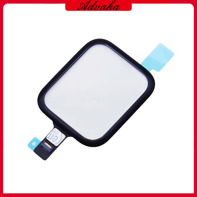 Сенсорная стеклянная панель для Apple Watch Series 5 40 мм 44 мм, дигитайзер сенсорного экрана, сменная деталь для Apple Watch S5 40 мм/44 мм TP